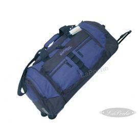 SOUTHWEST BOUND Reiserollentasche / Trolleytasche   marineblau / schwarz