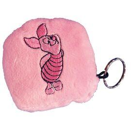 Geldbörse - Kinder Geldbeutel Kinderportemonnaie Schweinchen Disney Rosa 7,5x7,0x1,5 cm